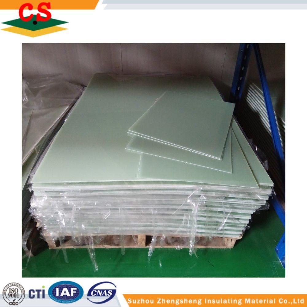 Epoxy fiberglass sheet prepreg fr4 halogen-free insulation