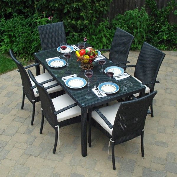 Image Of Irresistible Rectangle Patio