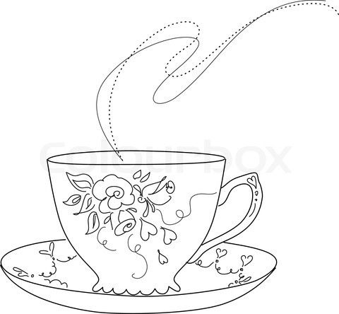 Cup Of Tea Clipart Free