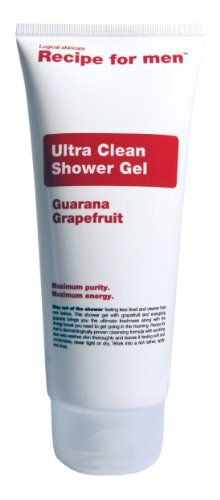 Recipe for Men - Ultra Clean Shower Gel