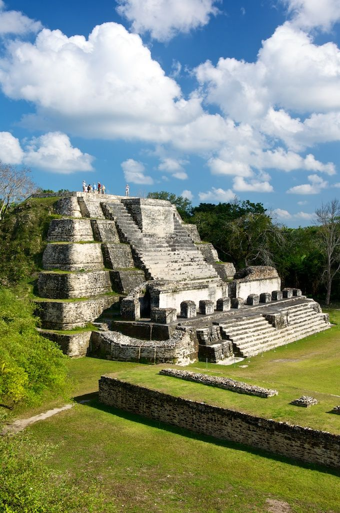 Altun Ha Means Water Of The Rock Which Is The Maya Translation Of The Nearby Village Of Rockstone Pond Altun Belize Travel Mayan Cities Belize Travel Guide