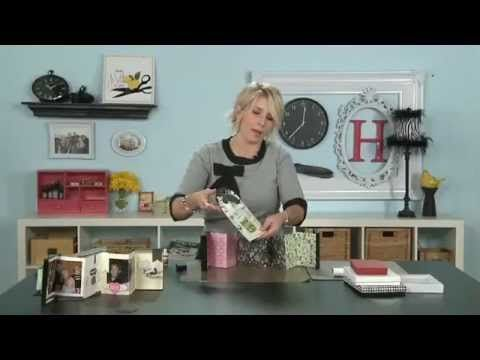 My Craft Channel Create To Remember With Heidi Swapp Book In A