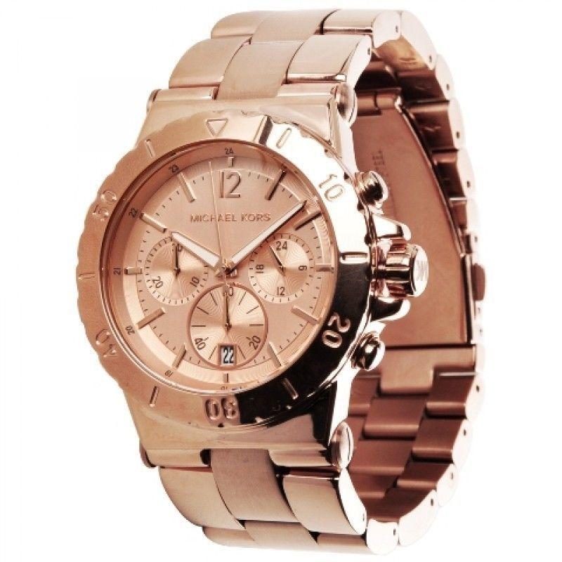 302792fcfa6c Michael Kors Womens Watch Rose Gold Bel Aire Dylan Bracelet W Box MK5314   MichaelKors  Dress  139.77