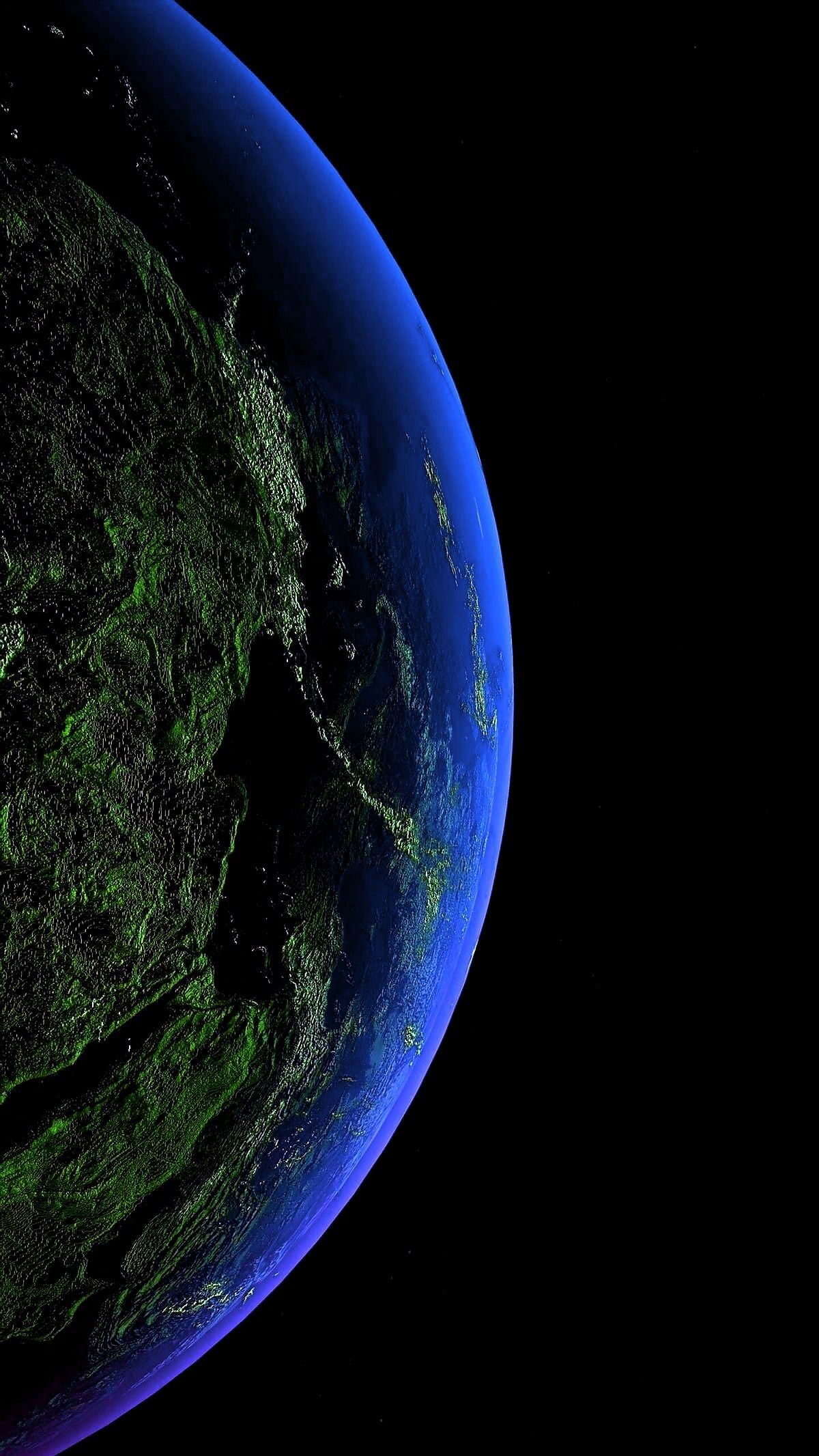 Apple Iphone Earth Wallpaper In 2020 Iphone Wallpaper Earth Iphone Wallpaper Green Galaxy Wallpaper Iphone