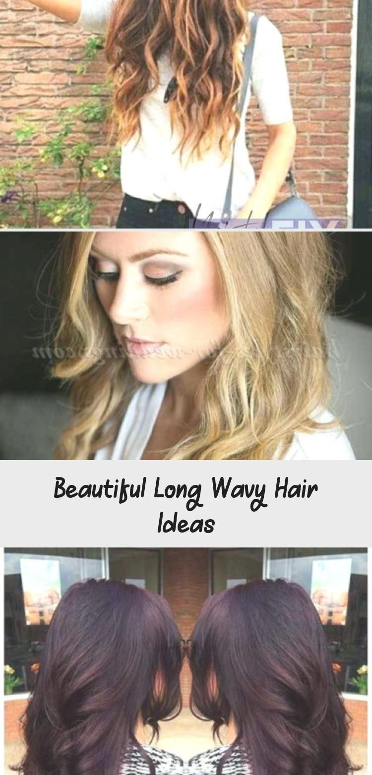 Beautiful Long Wavy Hair Ideas, # Wavy #Hair Ideas #la -Schöne