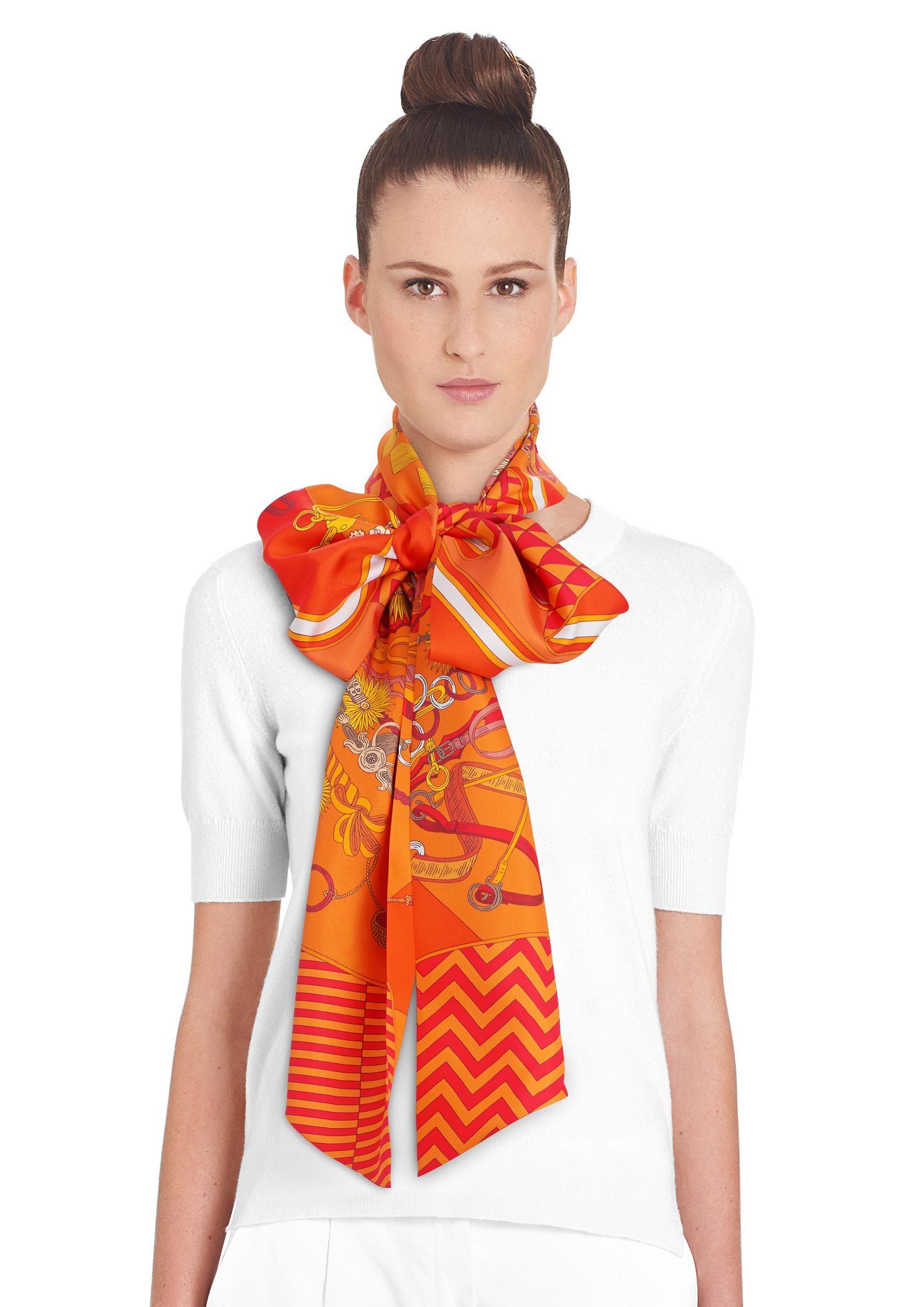 763d53b0e082 Maxi-twilly Hermès   Bouquets Sellier Nouer Foulard, Foulards, Achat, Foulards  Hermes