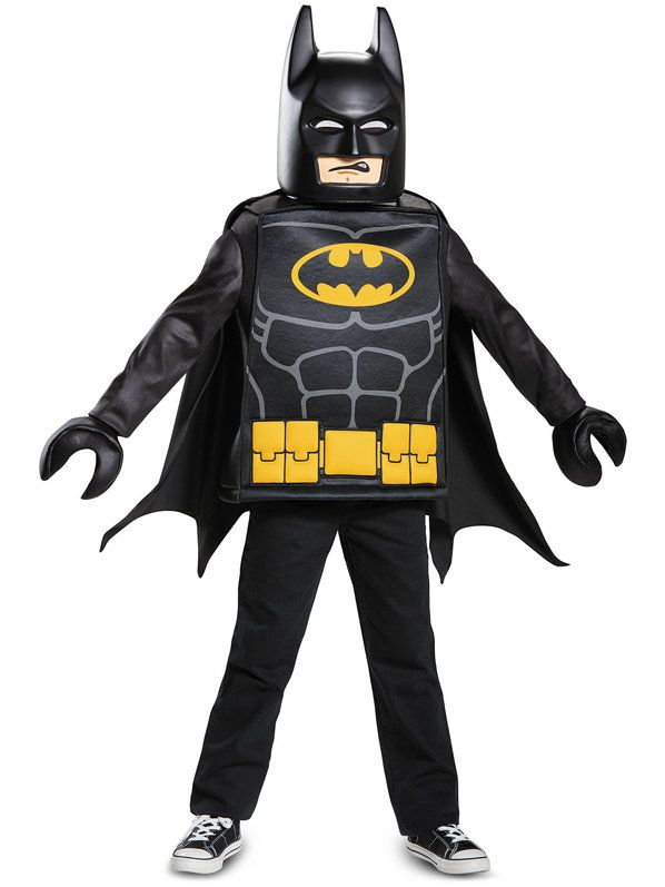 Children's LEGO Batman Costume | Batman costumes, Lego batman and ...