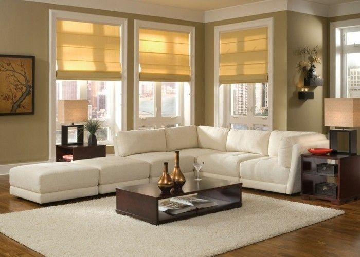 Farbgestaltung Wohnzimmer   Interieurgestaltung   Archzine.net