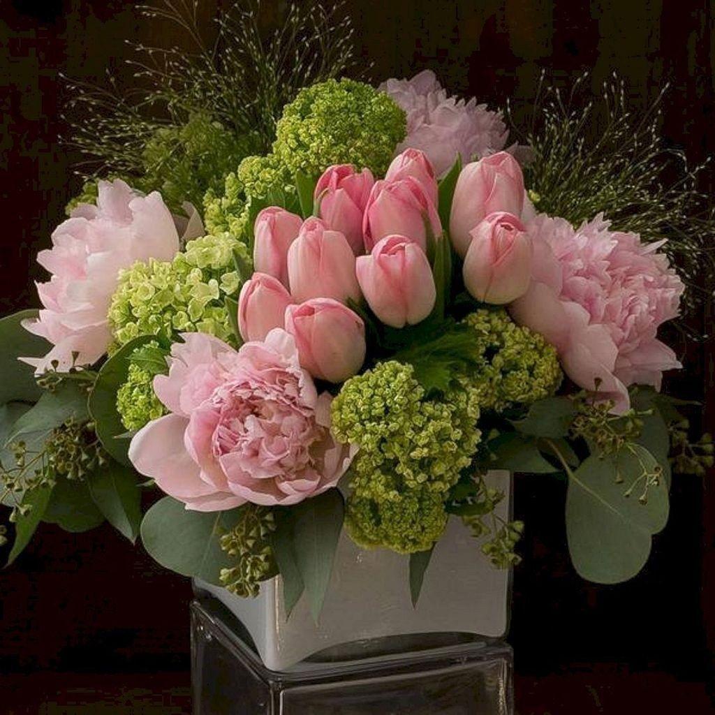 42 simple and lovely diy tulip arrangement ideas