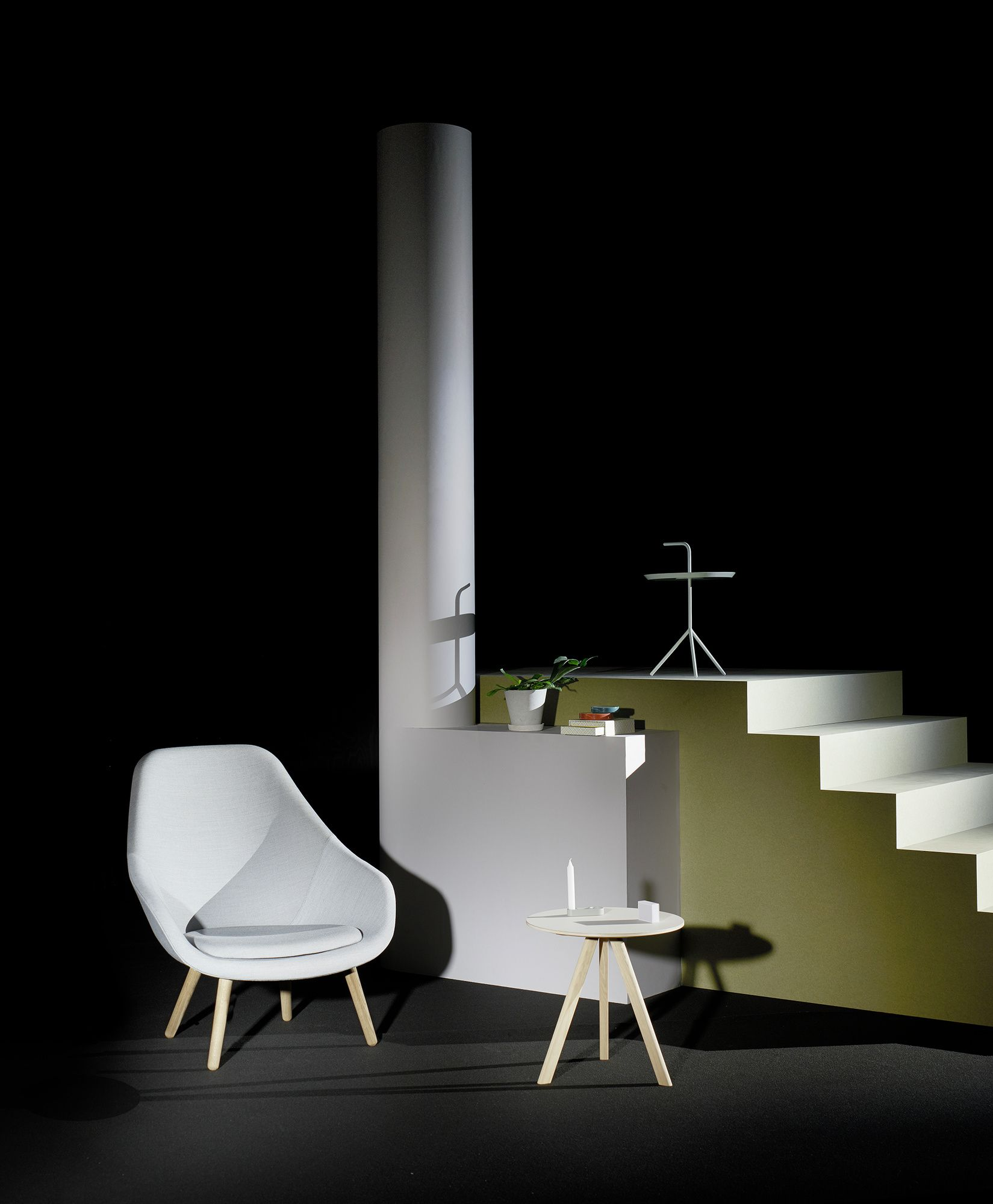 mooi furniture. Hay About A Lounge Chair AAL92 - Dhondt Leef Mooi Furniture S
