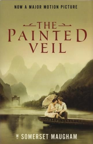 The Painted Veil by W. Somerset Maugham: Kitty Fane's affair with Assistant Colonial Secretary Townsend, a married man, is interrupted when she is taken from Hong Kong by her vengeful bacteriologist husband to accompany him to his new post amid a raging cholera epidemic.