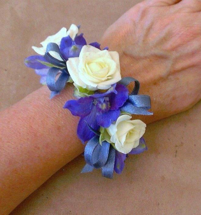Fresh Flower Bracelet