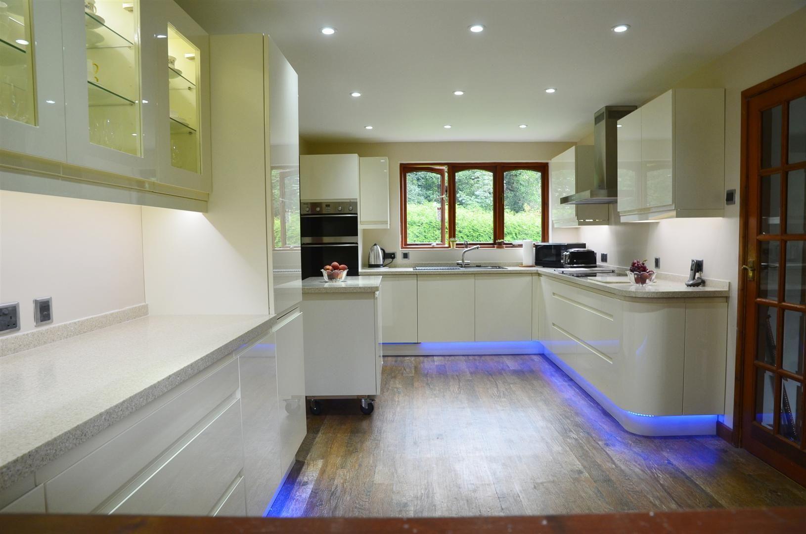 Kitchen Spot Lighting Led