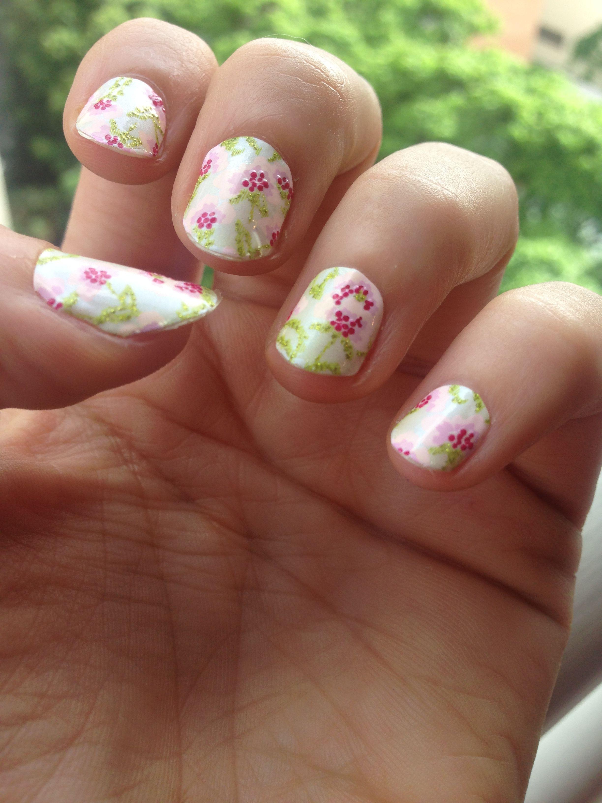 Revlon 3D jewel nail art stickers   makeup   Pinterest   Jewel nails ...