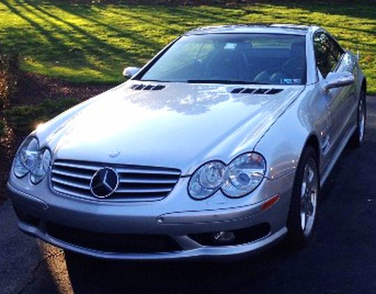 Cars for sale used 2004 mercedes benz sl55 amg in clarks summit cars for sale used 2004 mercedes benz sl55 amg in clarks summit pa sciox Choice Image