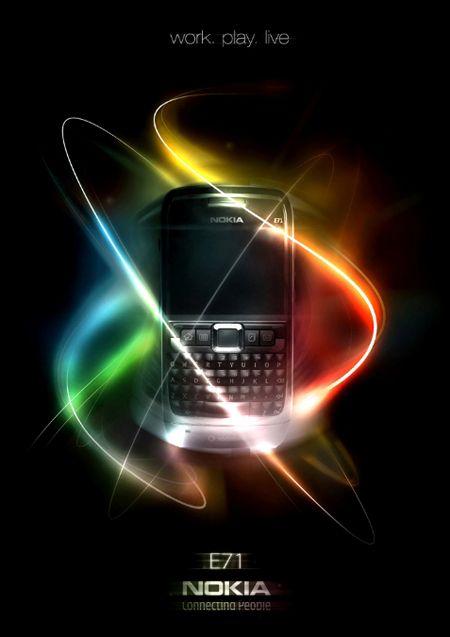 Mock Nokia Campaign 2009
