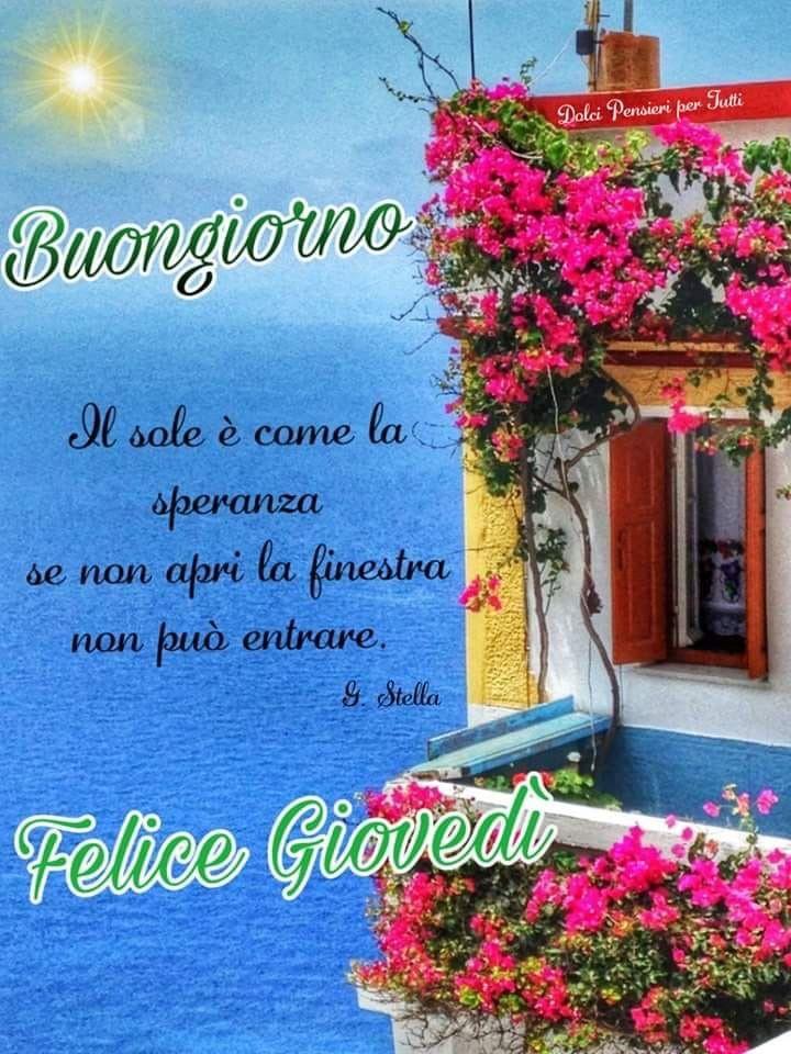 Best 11 Buon Giovedì Bellissimo 598 Skillofkingcom