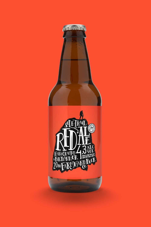 Farm Hand Beer Co Drinks Packaging Design Beer Beer Design
