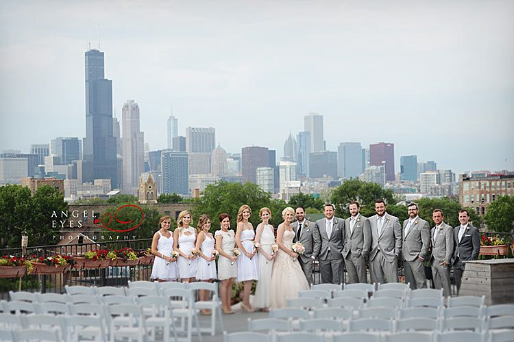 Lacuna Artist Loft Studios Unique Wedding Venue Chicago Il 2