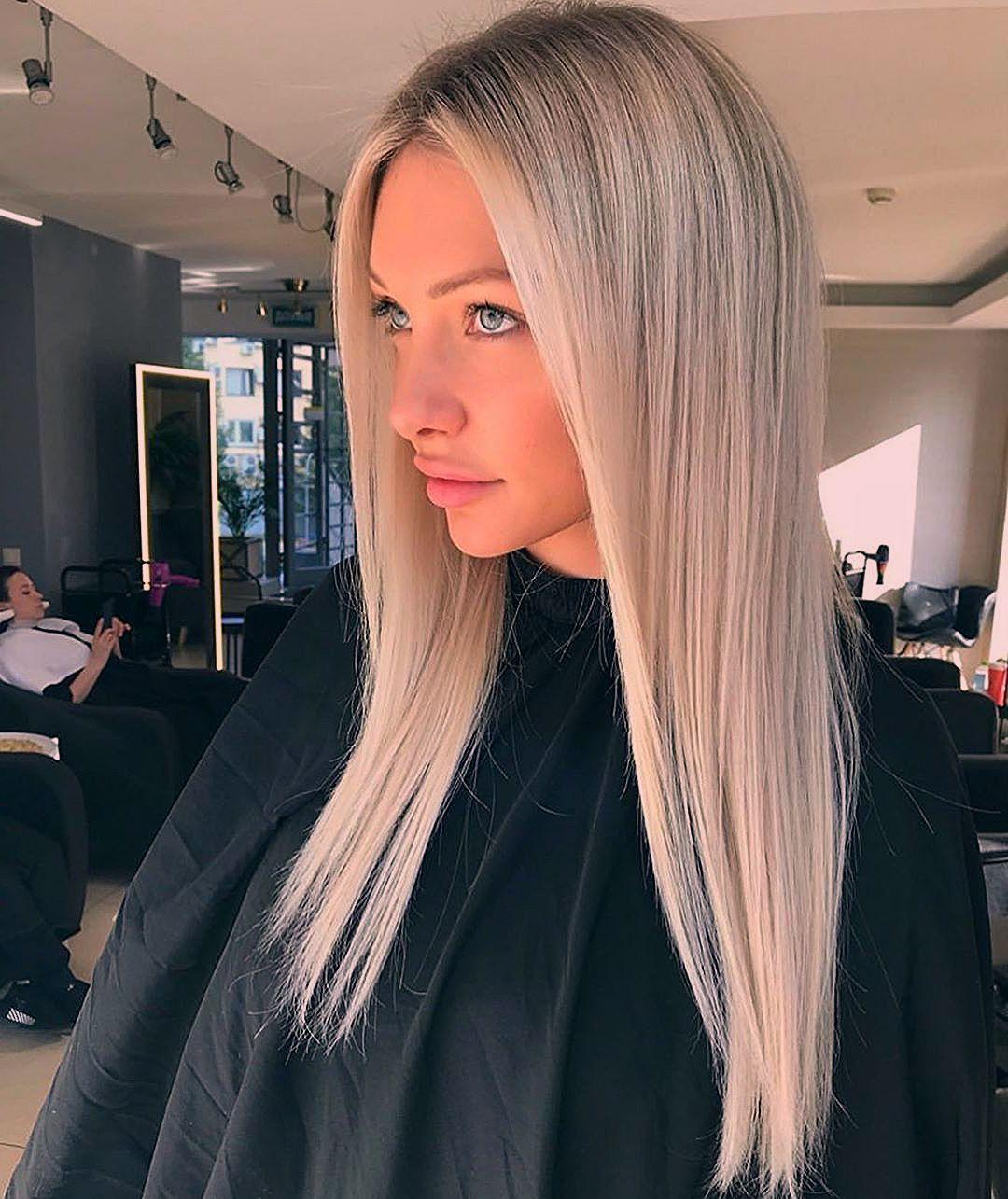 Neuer Trend Fur Die Haare Graue Haare Balayage In 2020 Graue