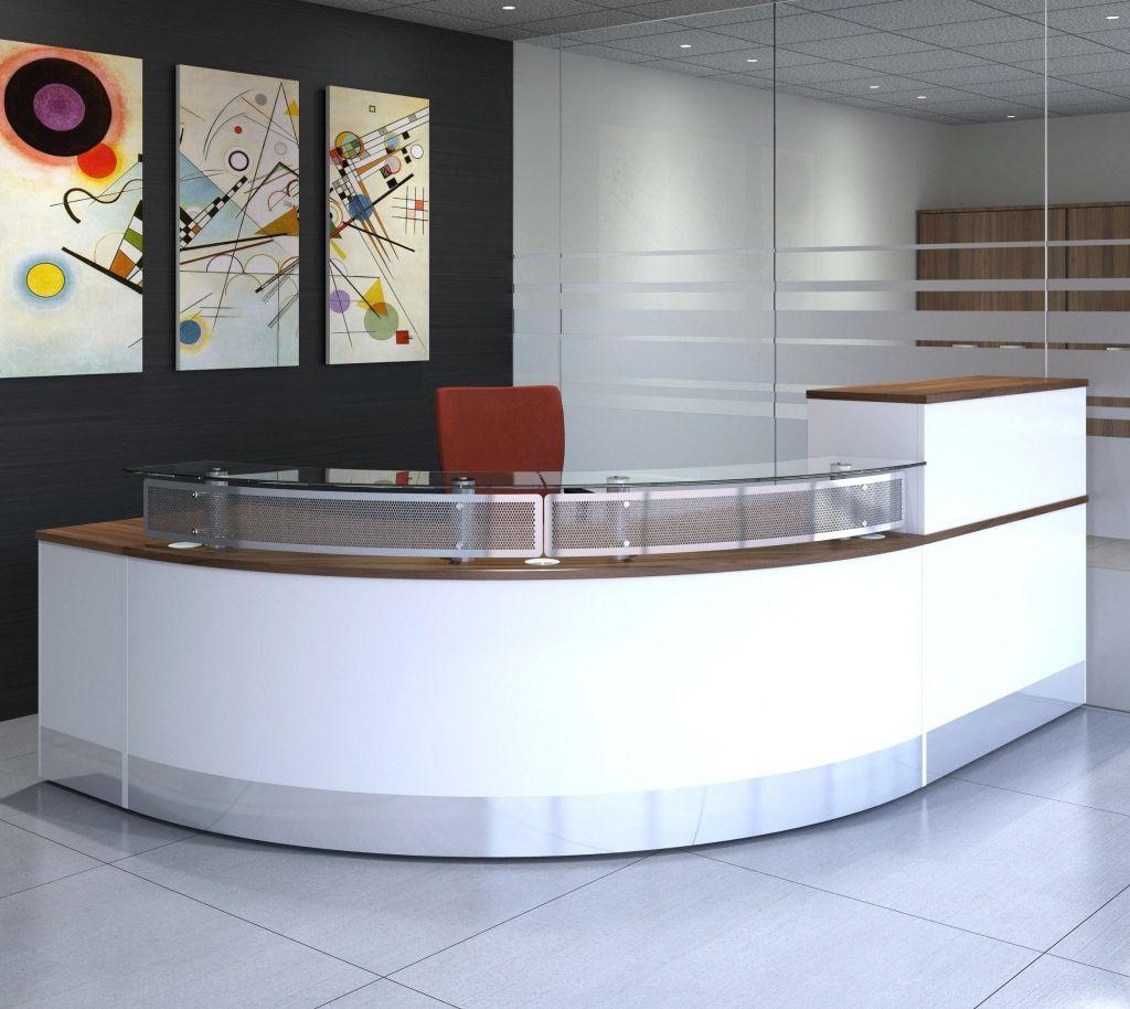 Glas top Kabel Schreibtisch Büro Möbel für zu Hause Einer der ...