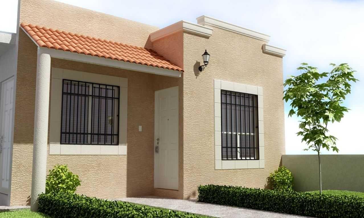 Fachadas De Casas Sencillas Frente De Casas Sencillas Fachada De Casas Mexicanas Fachada De Casa