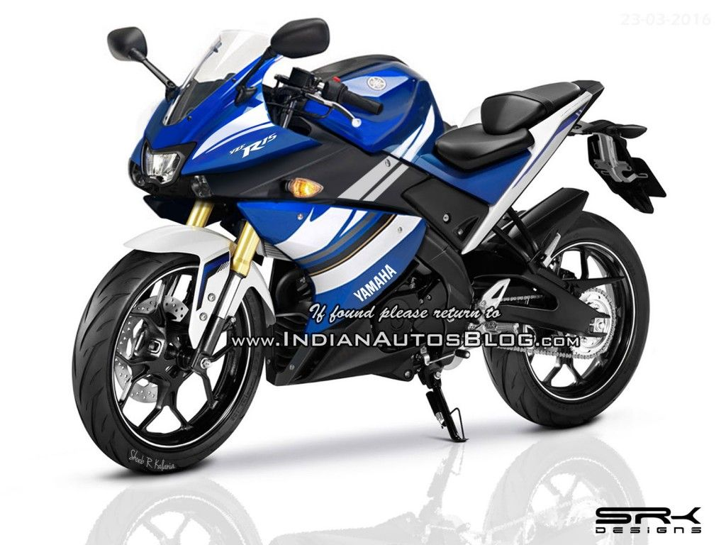 Yamaha R15 V3 Accessories Price List : Ash Cycles