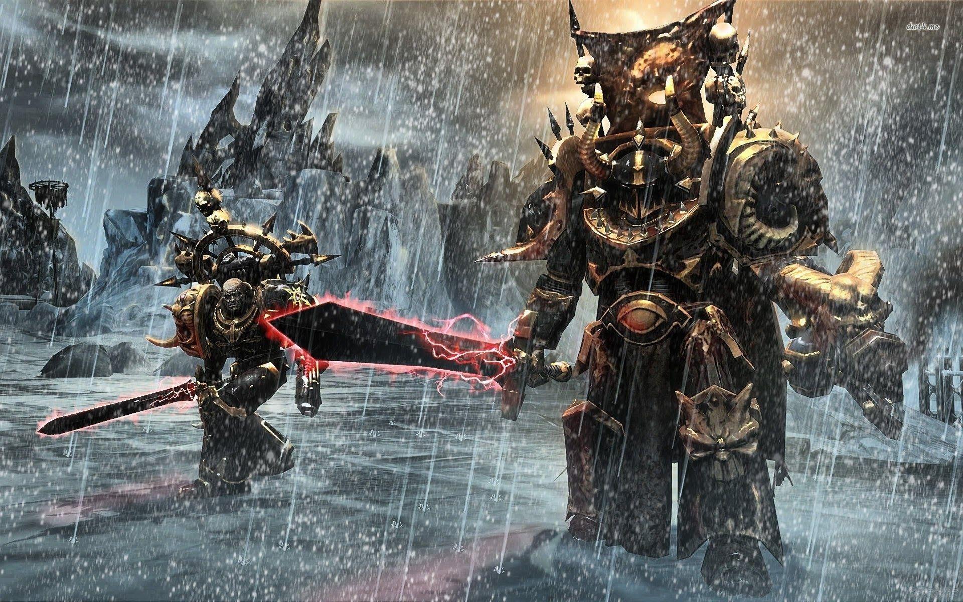 Warhammer 40000 Dawn Of War Ii Wallpaper Warhammer Warhammer 40k Space Marine