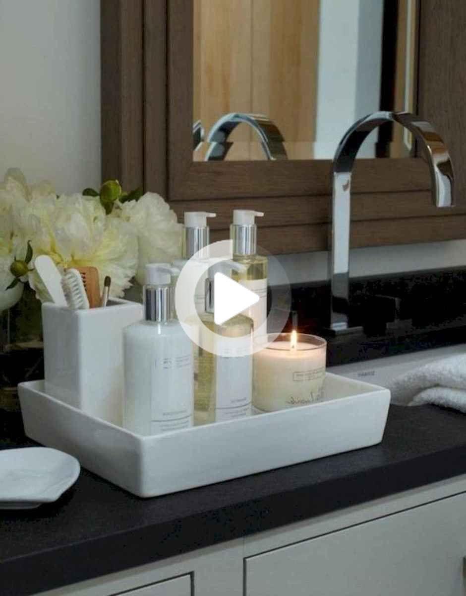 01 Clever And Easy Bathroom Organization Ideas Bathroom Counter Decor Easy Bathroom Organization Simple Bathroom