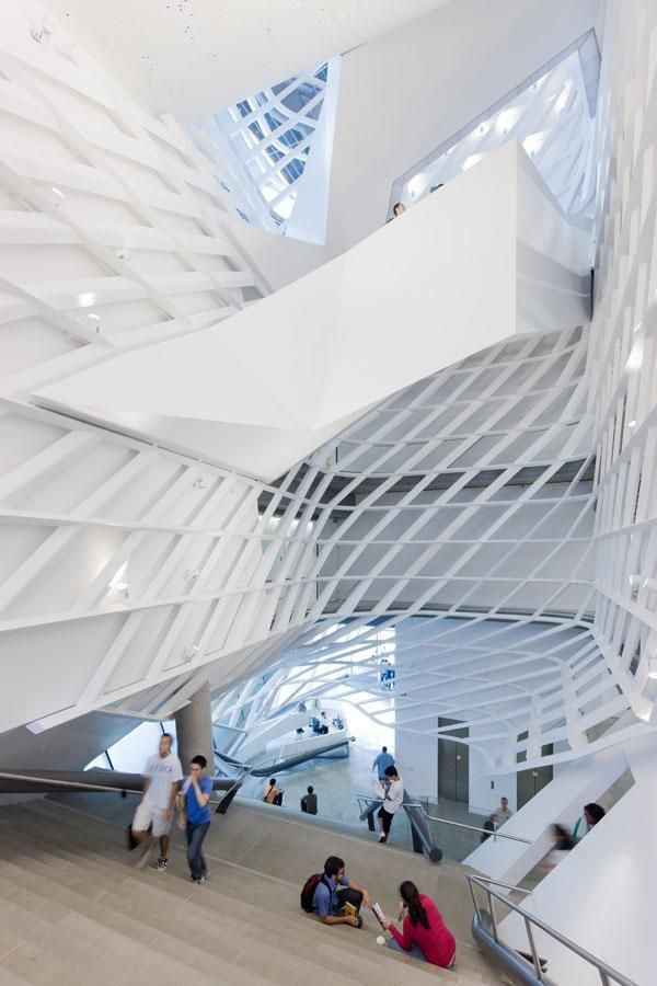 the cooper union inside view | architecture | pinterest