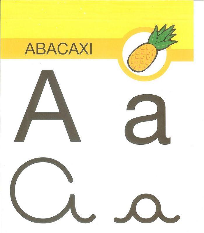 Cartazes Alfabeto 4 Tipos De Letras Colorido Estudo Benjamin