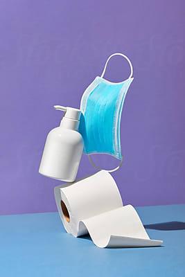 Pin By Ankush Maria On ماسک Cosmetics Photography Hand Sanitizer Toilet Roll