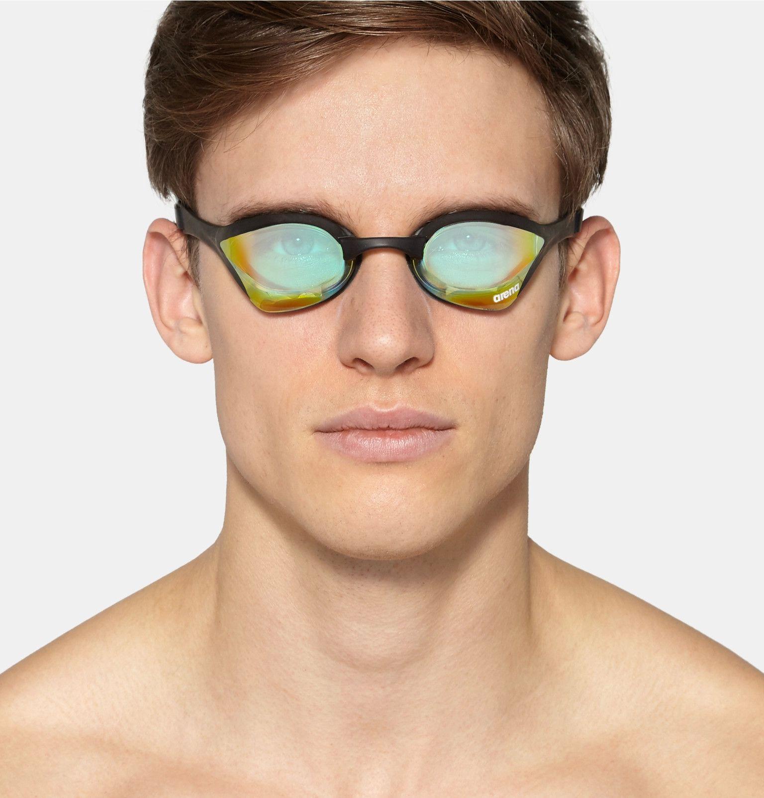 Arena Cobra Ultra Mirror Swimming Racing Goggles Holiday
