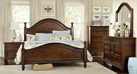 Heritage Poster Bedroom Set in 2018 bedroom suits furniture - Poster Bedroom Sets