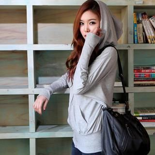 Buy 'Ringnor – Dolman-Sleeve Hooded Jacket' with Free Shipping at YesStyle.com.au. Browse and shop for thousands of Asian fashion items from China and more!