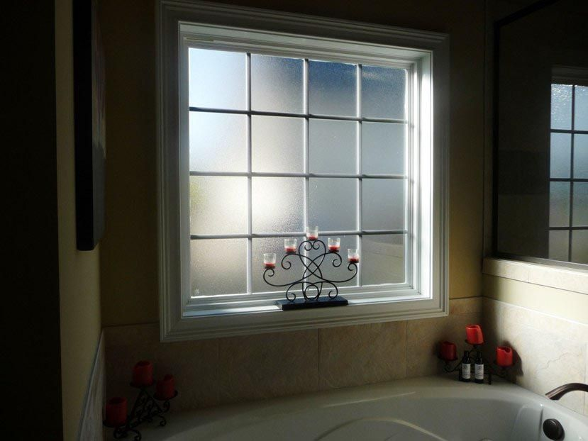 Bathroom Window Privacy Film