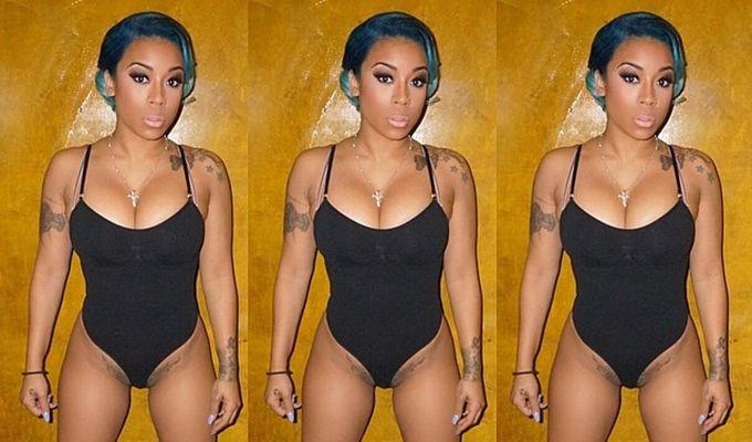Oh Keyshia Cole Shares New Vagina Tattoo With Fans