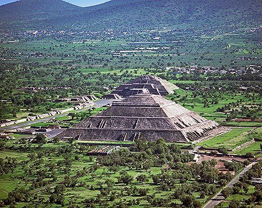Ancient Pyramids Around The World Paisaje Mexico Lugares Hermosos De Mexico Viajes En Mexico