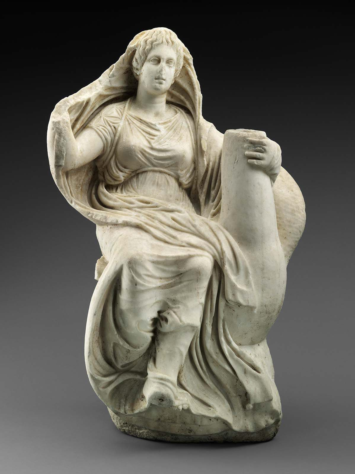 Marble Statue Of Aphrodite Riding On A Goose Greek Late Classical Period C 4th Century B C Statue Of Aphrodite Ancient Greek Art Ancient Greek Sculpture