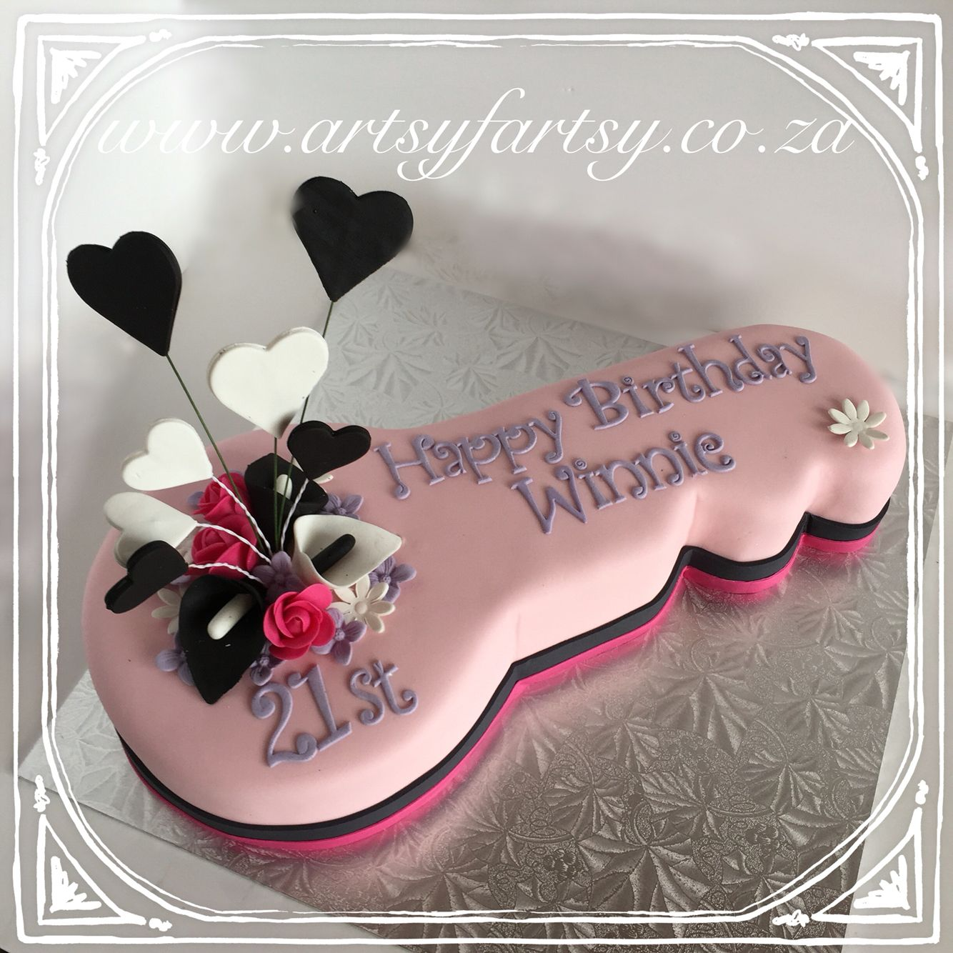 21st Birthday Key Cake 21stbirthdaykeycake Number Cakes