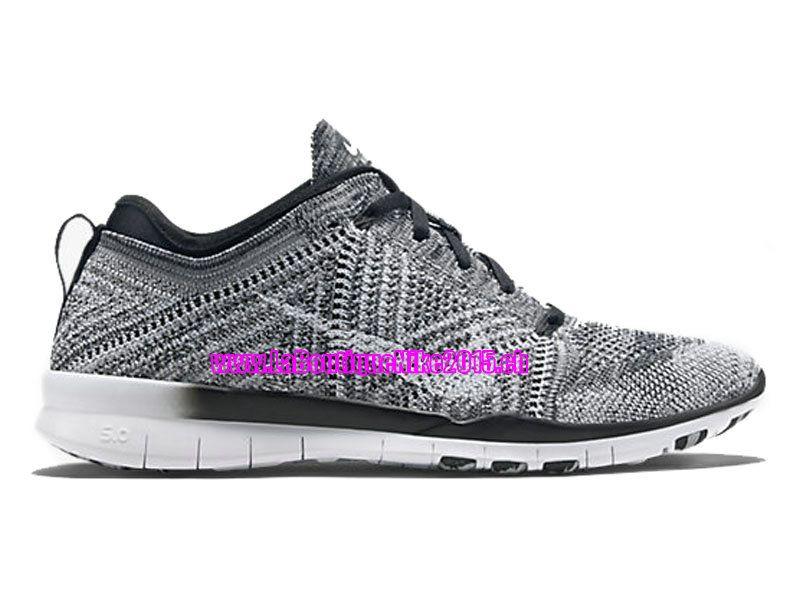 Nike Free TR 5.0 Flyknit GS - 2015 Chaussure de Training Nike Pas Cher Pour  Femme