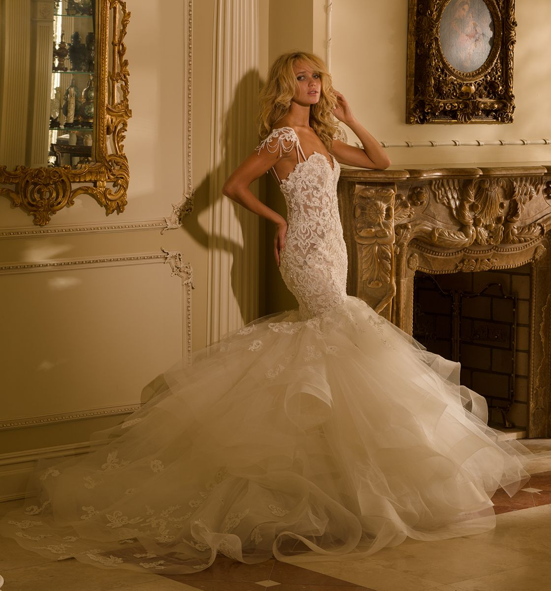 Tony Ward La Mariée Fall 2018 Wedding Dresses: Not In Store, May Be Available On Loaner ! ! Eve Of Milady