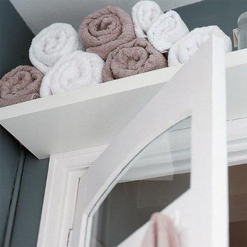 Creative Storage Idea For A Small Bathroom Organization We Have - Creative ways to store towels in a small bathroom for small bathroom ideas