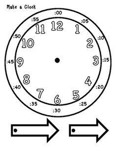 Learning to tell time Hands on | Klokken/time | Pinterest ...