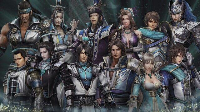 Dynasty Warriors 8 Jin Kingdom Dynasty Warriors Samurai Warrior Warrior
