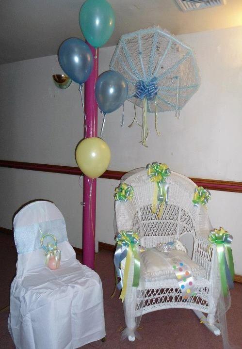 Silla Para Mama Baby Shower