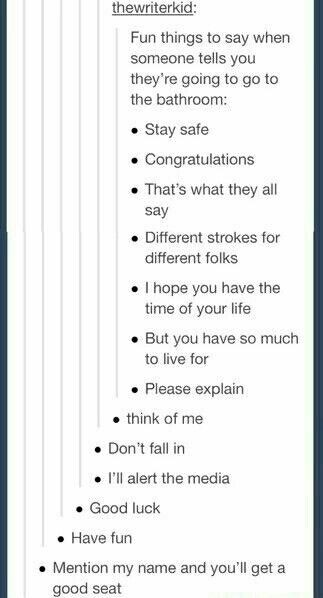 Some Of These Are Already Part Of My Daily Conversation Tumblr Funny Funny Jokes To Tell Dad Jokes