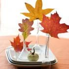 26 Easy Fall Decorating Projects | Midwest Living. simple leaves