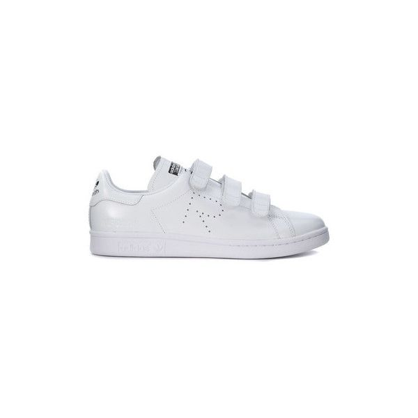 best loved 9ddd5 00ff8 Raf Simons Sneaker adidas x Stan Smith in pelle bianca Shoes... ( 255
