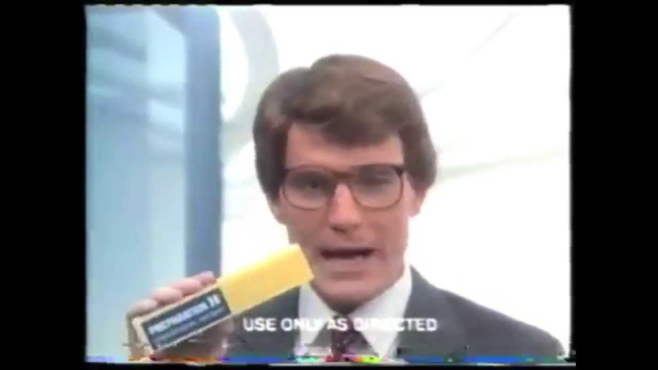 Kid80s Bryan Cranston Breaking Bad In Preparation H Commercial